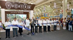 Mérida, Mexico (October 24, 2017): the opening of the FCCA Cruise Conference & Trade Show